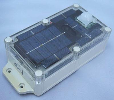Soul3 5mpx 太阳能相机